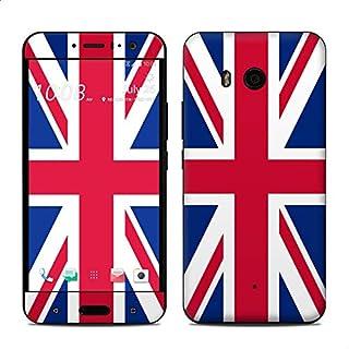 ستيكر فينيل بطبعة علم إنجلترا لهاتف اتش تي سي U11