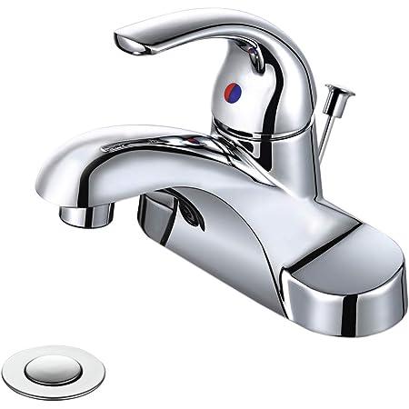 CC2 Symmons S-9612-0.5 Origins Centerset Bathroom Faucet Chrome
