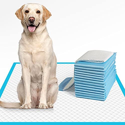 IMMCUTE Dog Pee Pads Extra Large...