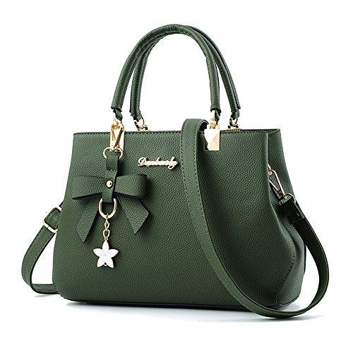 Purses and Handbags for Women Mini Cute Ladies Top Handle Satchel Shoulder Bag Tote Bag