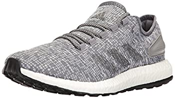 adidas Mens Pureboost Running Casual Shoes Grey 12