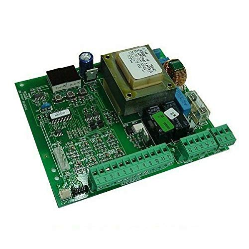 FAAC 740D 740 - Centralita electrónica con Mando a Distancia para Puertas correderas dfm: Amazon.es: Bricolaje y herramientas