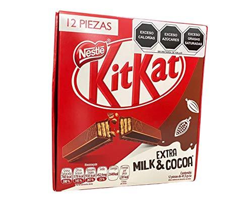 Chocolate Kit Kat 12 pzs Chocolate Kitkat Chocolate