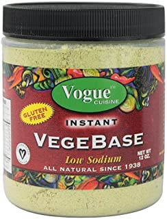 Vogue Soup Base Vegetable, 12 oz