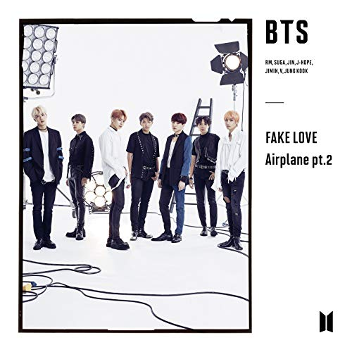 Bird/FAKE LOVE/Airplane pt.2(初回限定盤B)(DVD付)