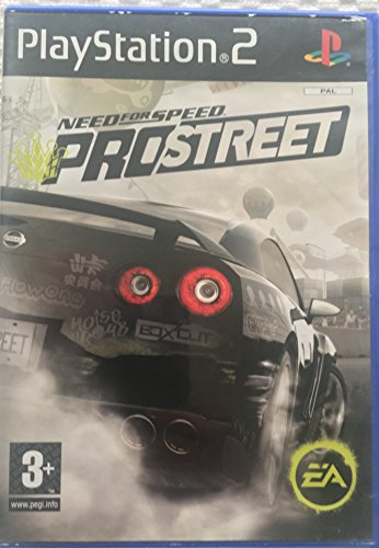 PS2 NEED FOR SPEED : PROSTREET (EU)