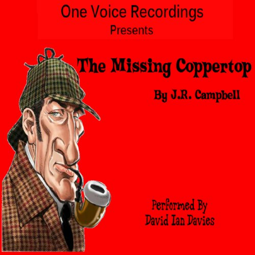 The Missing Copper Top cover art
