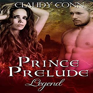 Prince Prelude: Legend audiobook cover art
