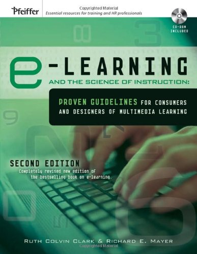 e-Learning and the Science of Instruction: Proven...