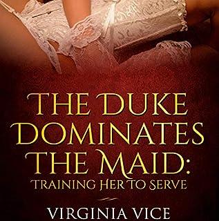 The Duke Dominates the Maid audiobook cover art