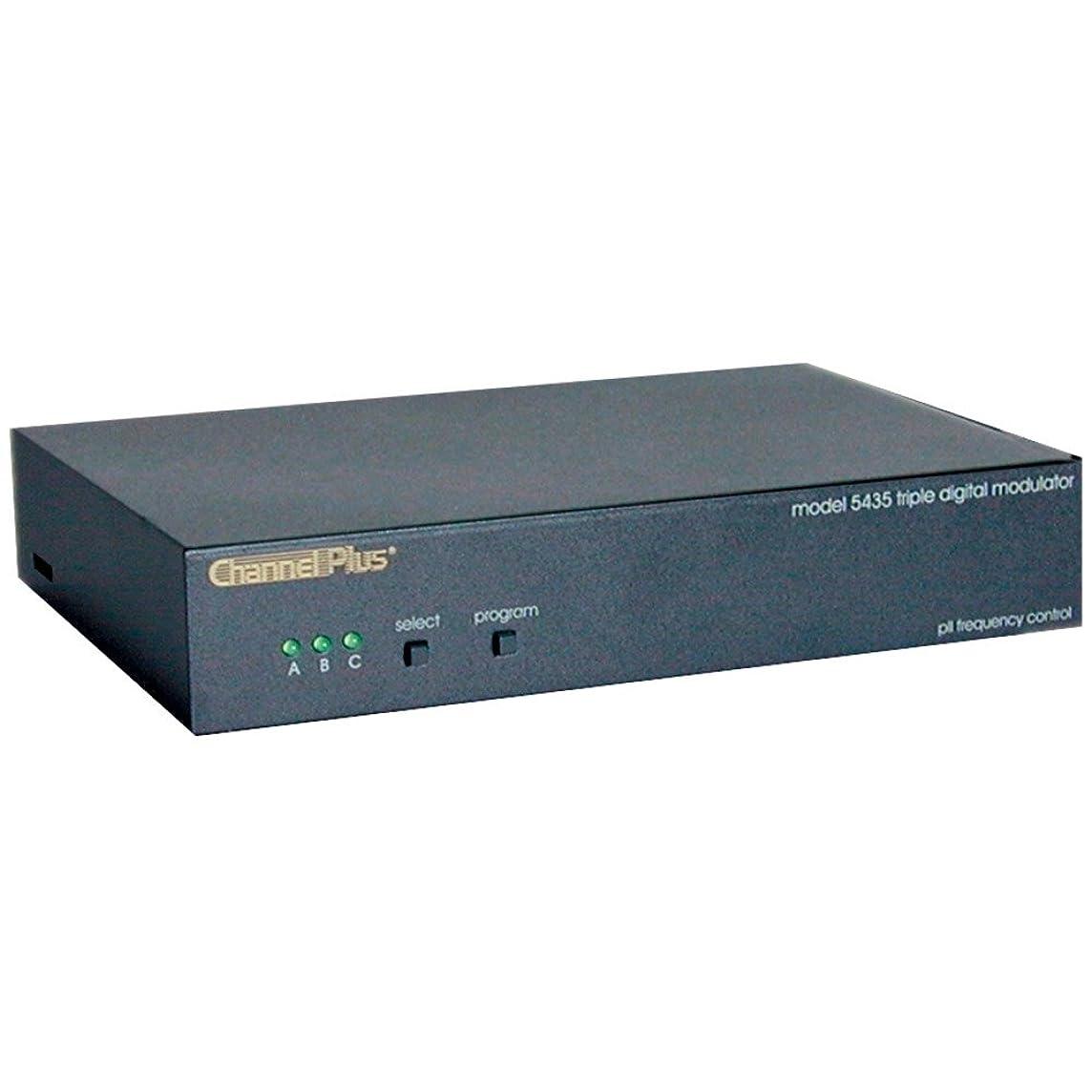 Channel Plus 5435 Triple Channel Rf Modulator