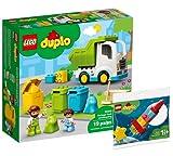 Collectix Lego Set – Duplo de recogida de residuos y reciclaje...