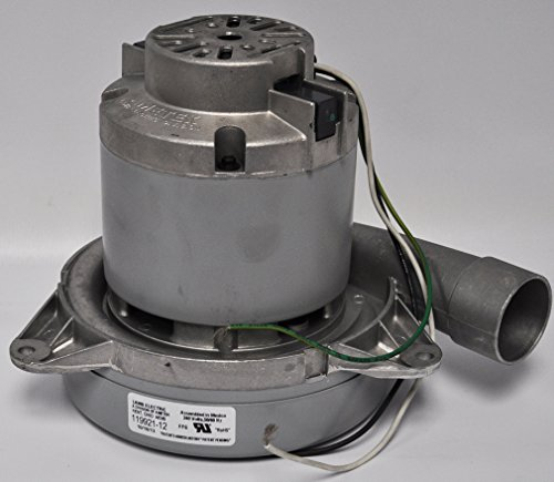 Big Save! Ametek Lamb 7.2 Inch 2 Stage 240 Volt Motor 119921-12