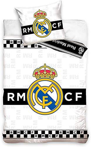 Real Madrid Bettwäsche 135x200cm RM181051-135