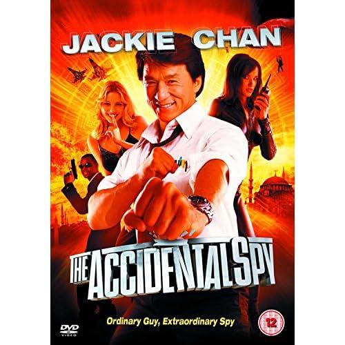 Accidental Spy [Edizione: Regno Unito] [Edizione: Regno Unito]