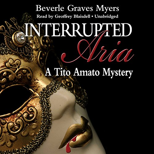 Interrupted Aria audiobook cover art