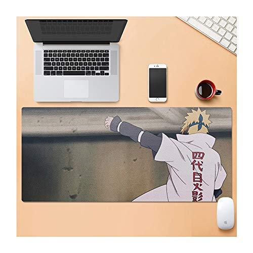 NBPRO - Alfombrilla Antideslizante para ratón y Ordenador portátil (900 x 400 mm), Caucho, Anime Series-z, 900X400X3MM