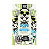 WOOF&BREW Paw Pops Freeze Pops - Cat & Dog Treat (6 x 50ml) – Unique treat or gift for Dogs and...