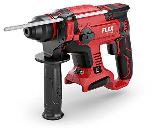 Flex CHE 18.0-EC Bohrhammer, elektrisch, kabellos, 18 V, SDS-Plus