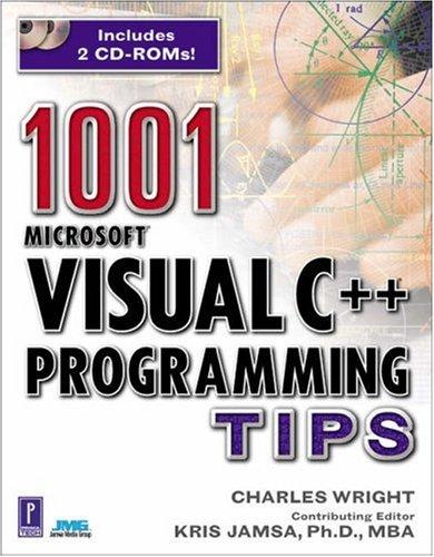 1001 Microsoft Visual C++ Progra...