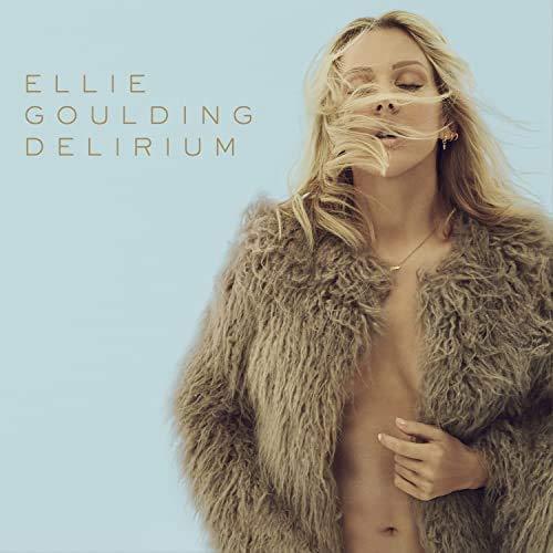 Zolto Collection Delirium Ellie Goulding Poster 12 x 18 cm
