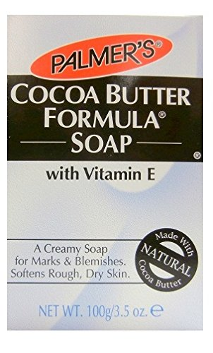 Palmers Palmer's Savon à la formule au beurre de coco et à la vitamine E 100 g