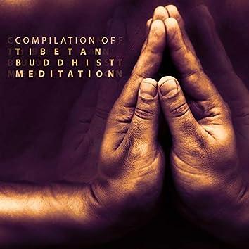 Compilation of Tibetan Buddhist Meditation: Deep Contemplation, Chakra, Harmony & Balance, Ambient New Age Music