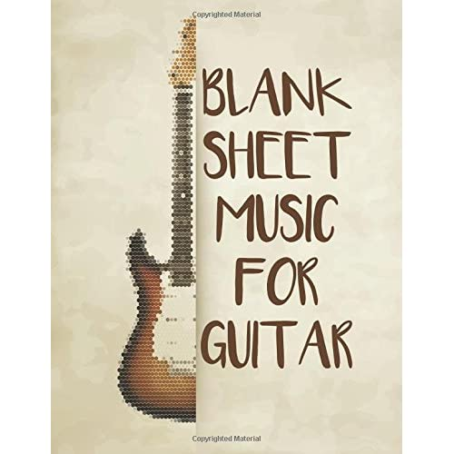 Guitar Sheet Music Amazoncouk