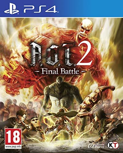 A.O.T.2 Final Battle - PlayStation 4 [Importación inglesa]