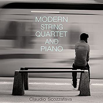 Modern String Quartet and Piano