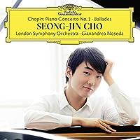 Chopin: Piano Concerto No 1/Ba