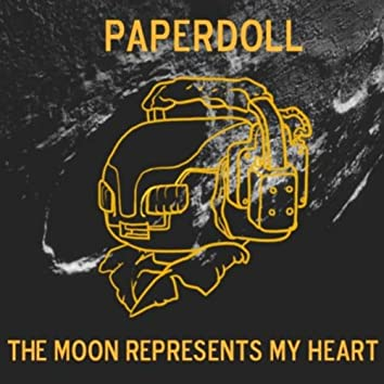 The Moon Represents My Heart - Single