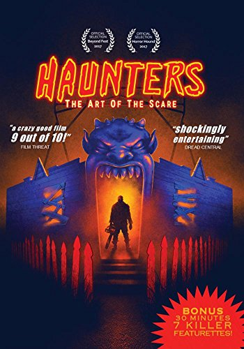 Haunters: The Art Of The Scare [Edizione: Stati Uniti] [Italia] [DVD]
