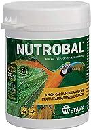 Vetark Nutrobal - a calcium balancer & multivitamin supplement to help bone growth in snakes, lizard...