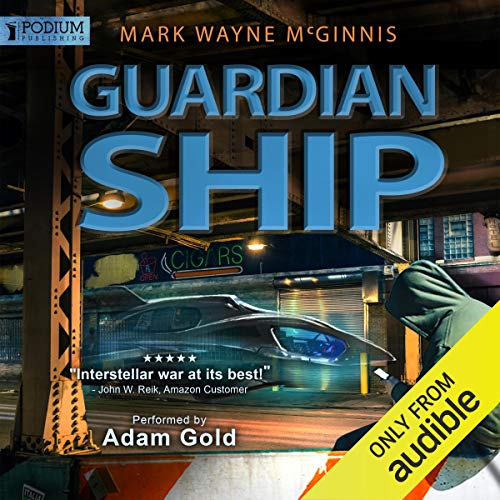 Guardian Ship audiobook cover art