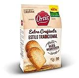 Bimbo Ortiz Pan Tostado Tradicional, 30 rebanadas, 324 gr, Pack de 12