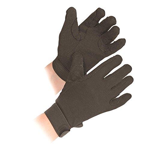 Adults Newbury Riding Gloves Small Black