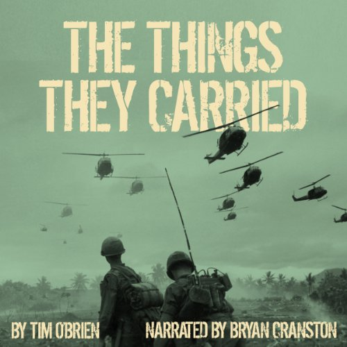 The Things They Carried audiobook cover art
