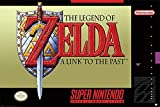 Scifi Planet The Legend of Zelda Poster A Link To The Past 91,5 x 61 cm