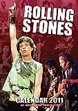 Rolling Stones - Kalender 2011, DIN A3 Format