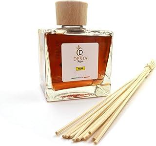 Profumatore ambiente completo di bastoncini 500 ml Profumazione Rhum diffusore profumo