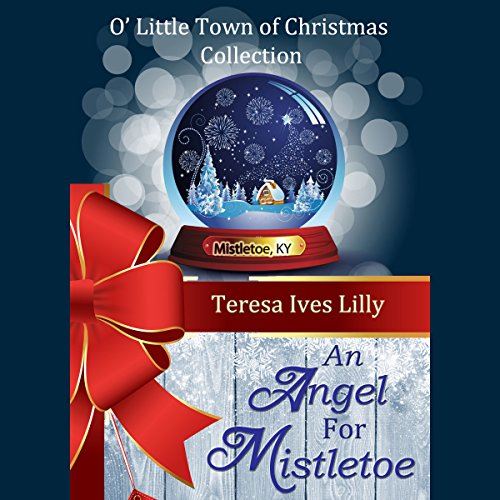 An Angel for Mistletoe audiobook cover art