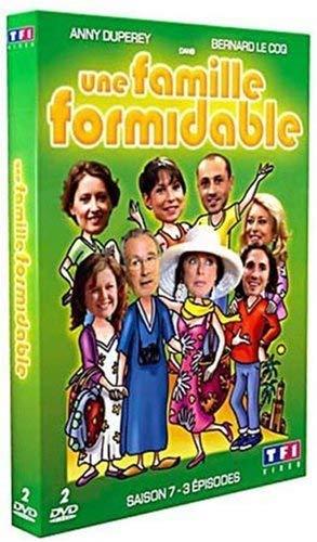 Une Famille Formidable-Saison 7 [Import Italien]
