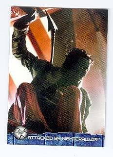 X Men United trading card 2003 Topps #25 Nightcrawler Alan Cumming