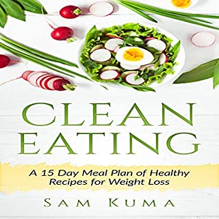 Clean Eating audiobook cover art