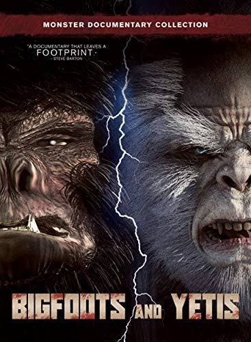 Bigfoots And Yetis