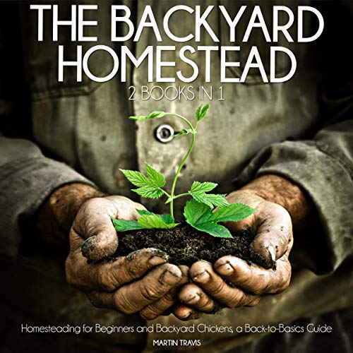 The Backyard Homestead cover art