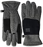 Under Armour Men's CGI Fleece Glove Guantes, Hombre, Negro, LG