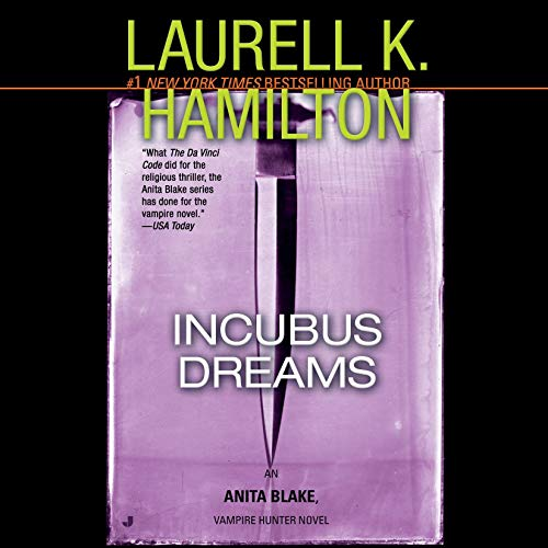 Incubus Dreams audiobook cover art