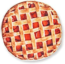 Cushion Co Strawberry Pie Sewing Pin is a Safe and Secure Place to Store Your Pins and Needles Unique Gift for Sewers, Crafters, Quilters, Seamstress, College Students, Grandma, Nana, and Mom
